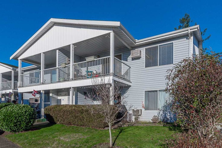 207 32691 GARIBALDI DRIVE - Central Abbotsford Townhouse for sale, 1 Bedroom (R2529374)