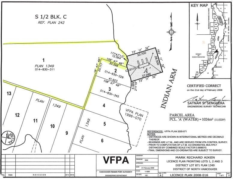 LOT A DL 871 BEST POINT - Indian River for sale(R2529388) - #38