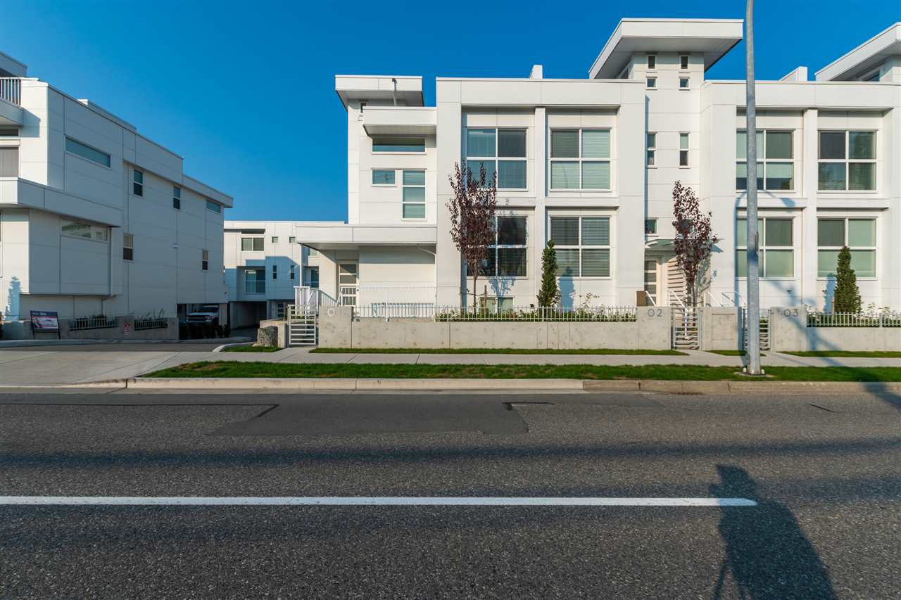 1 2505 WARE STREET - Central Abbotsford Townhouse for sale, 3 Bedrooms (R2529402) - #1