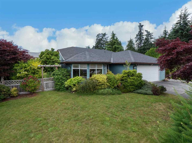 4883 BLUEGROUSE DRIVE - Sechelt District House/Single Family for sale, 3 Bedrooms (R2529437)