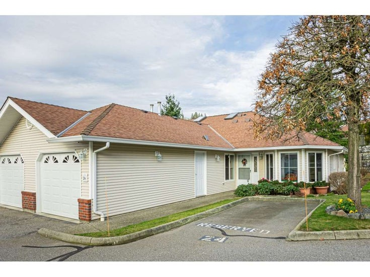 24 2006 WINFIELD DRIVE - Abbotsford East Townhouse for sale, 2 Bedrooms (R2529466)