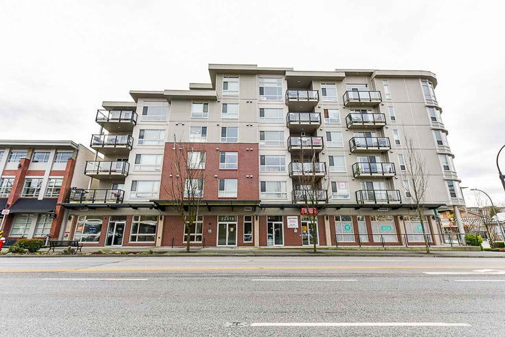 309 22318 LOUGHEED HIGHWAY - West Central Apartment/Condo for sale, 2 Bedrooms (R2529473)