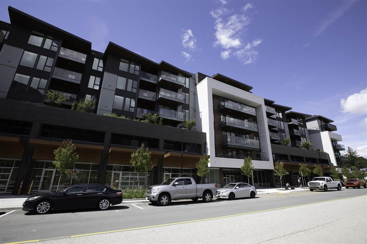 605 37881 CLEVELAND AVENUE - Downtown SQ Apartment/Condo for sale, 1 Bedroom (R2529495)