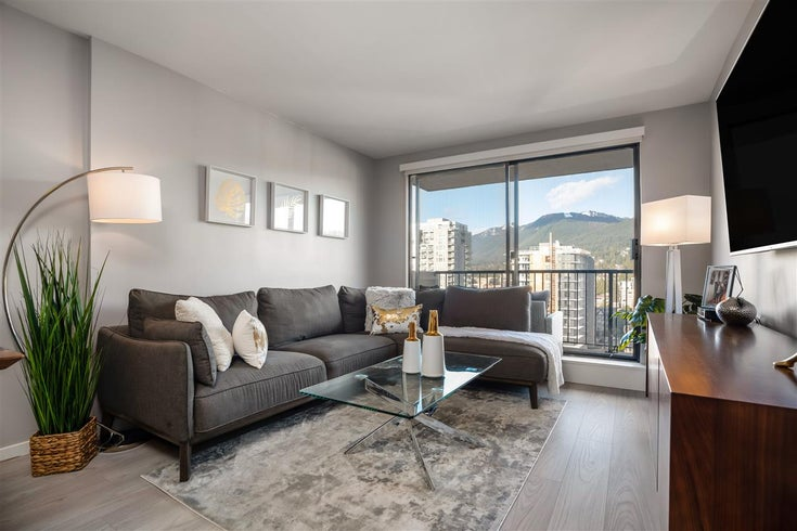 1003 150 E 15TH STREET - Central Lonsdale Apartment/Condo for sale, 1 Bedroom (R2529526)