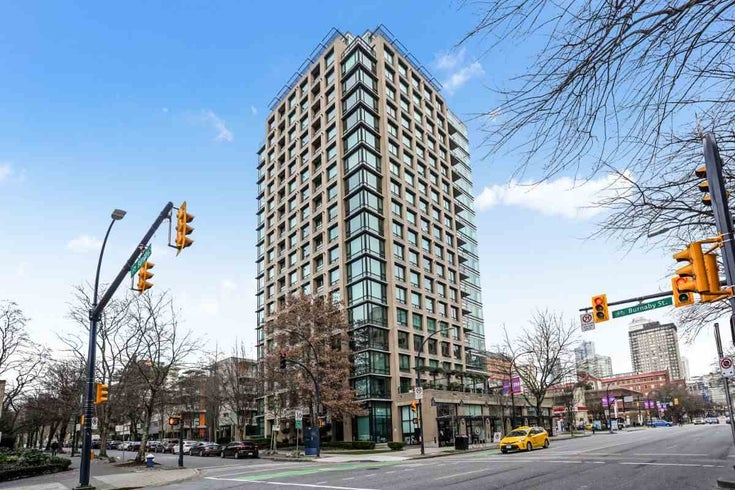 1306 1003 BURNABY STREET - West End VW Apartment/Condo for sale(R2529528)