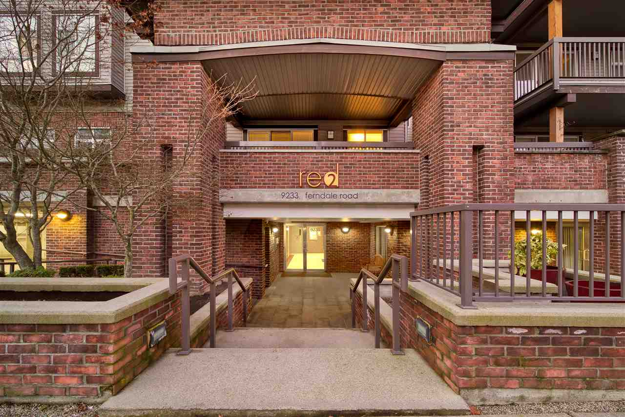 208 9233 FERNDALE ROAD - McLennan North Apartment/Condo for sale, 3 Bedrooms (R2529540)