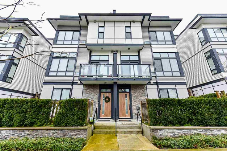 87 14058 61 AVENUE - Sullivan Station Townhouse for sale, 4 Bedrooms (R2529564)