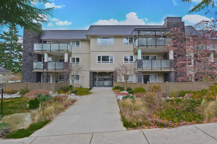 305 1371 FOSTER STREET - White Rock Apartment/Condo for sale, 2 Bedrooms (R2529573)