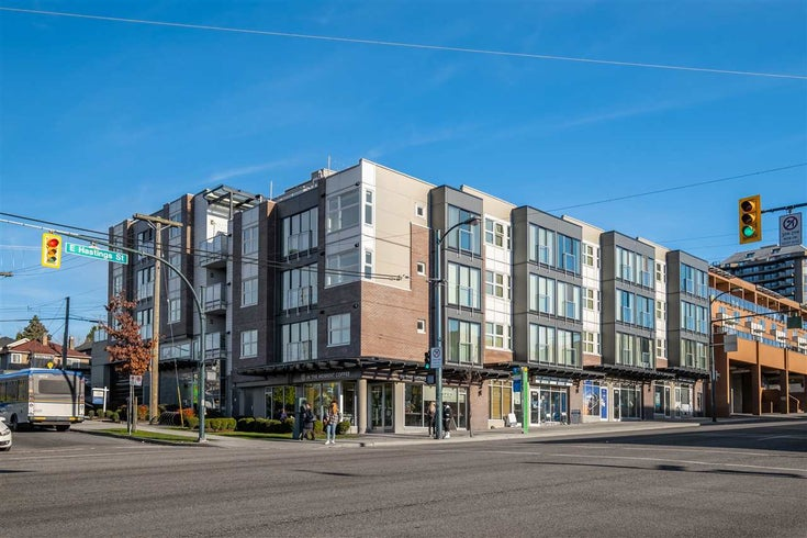 317 388 KOOTENAY STREET - Hastings Sunrise Apartment/Condo for sale, 2 Bedrooms (R2529579)