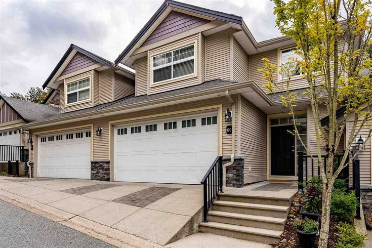 60 36260 MCKEE ROAD - Abbotsford East Townhouse for sale, 4 Bedrooms (R2529590)