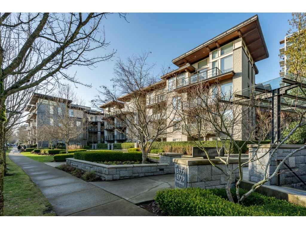 128 5777 BIRNEY AVENUE - University VW Apartment/Condo for sale, 2 Bedrooms (R2529646)