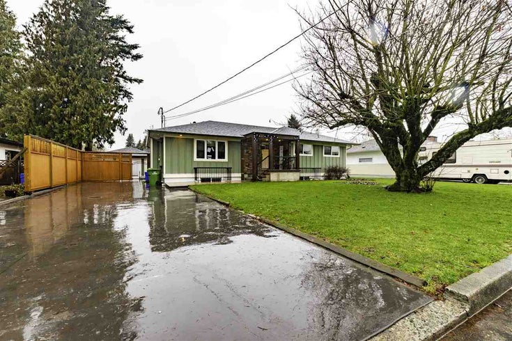 46551 PINE AVENUE - Chilliwack E Young-Yale House/Single Family for sale, 5 Bedrooms (R2529647)