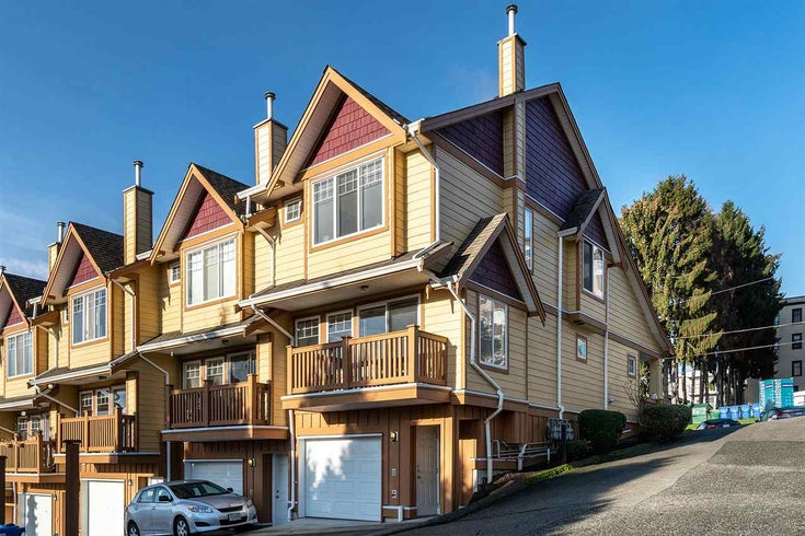 1 1222 CAMERON STREET - Uptown NW Townhouse for sale, 3 Bedrooms (R2529695)