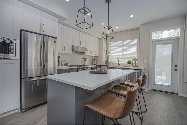 44 17557 100 AVENUE - Fraser Heights Townhouse for sale, 4 Bedrooms (R2529702)