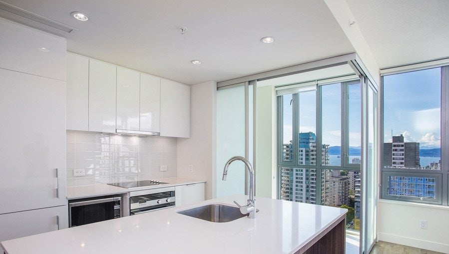 2302 1308 HORNBY STREET - Downtown VW Apartment/Condo for sale, 1 Bedroom (R2529723) - #1