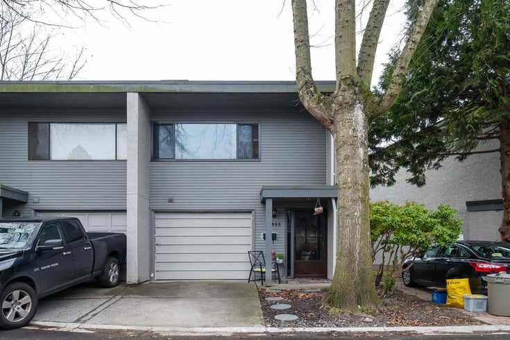 4965 RIVER REACH - Ladner Elementary Townhouse for sale, 3 Bedrooms (R2529800)