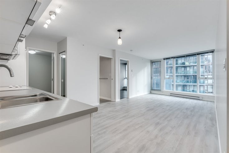 2001 788 HAMILTON STREET - Downtown VW Apartment/Condo for sale, 1 Bedroom (R2529802)