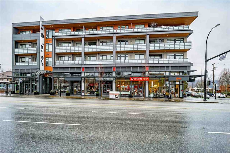 506 4289 HASTINGS STREET - Vancouver Heights Apartment/Condo for sale, 2 Bedrooms (R2529804)