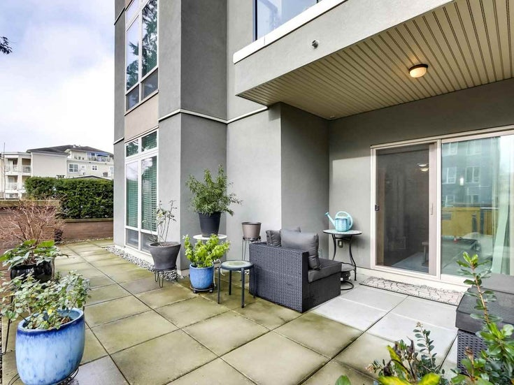102 2349 WELCHER AVENUE - Central Pt Coquitlam Apartment/Condo for sale, 2 Bedrooms (R2529816)