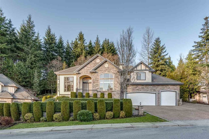 1552 ROCKCRESS PLACE - Westwood Plateau House/Single Family for sale, 6 Bedrooms (R2529825)