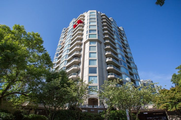404 1045 QUAYSIDE DRIVE - Quay Apartment/Condo for sale, 2 Bedrooms (R2529846)