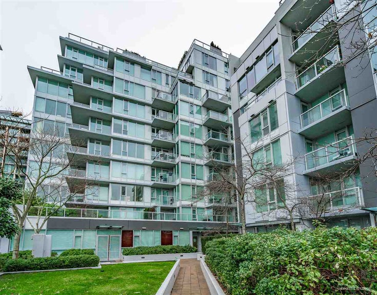 902 1887 CROWE STREET - False Creek Apartment/Condo for sale, 2 Bedrooms (R2529895)