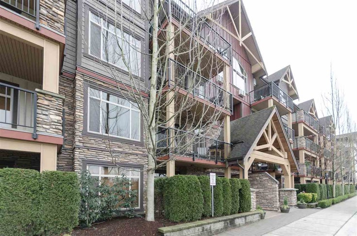 210 8328 207A STREET - Willoughby Heights Apartment/Condo for sale, 1 Bedroom (R2529915)