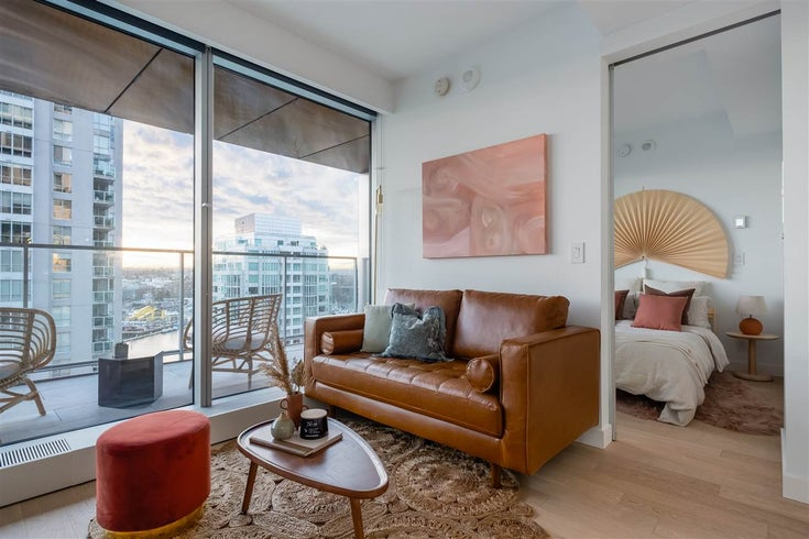 1503 1480 HOWE STREET - Yaletown Apartment/Condo for sale, 1 Bedroom (R2529946)