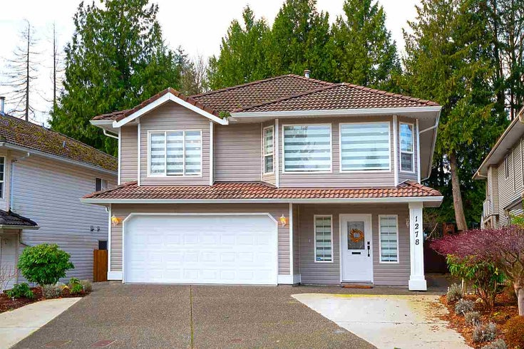 1278 OXFORD STREET - Burke Mountain House/Single Family for sale, 5 Bedrooms (R2529949)