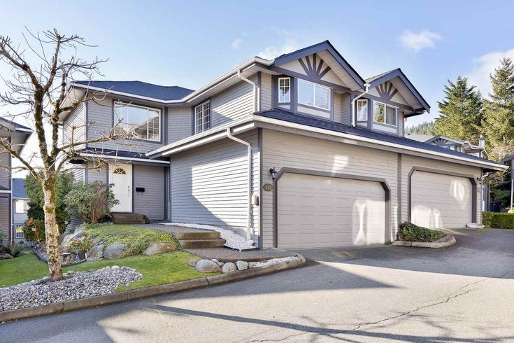 122 1685 PINETREE WAY - Westwood Plateau Townhouse for sale, 4 Bedrooms (R2529952)
