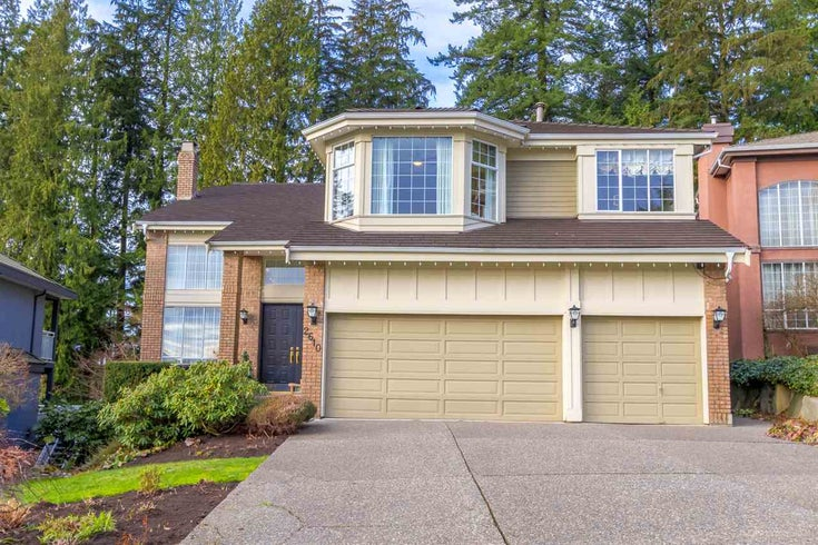2610 LIMESTONE PLACE - Westwood Plateau House/Single Family for sale, 6 Bedrooms (R2529967)