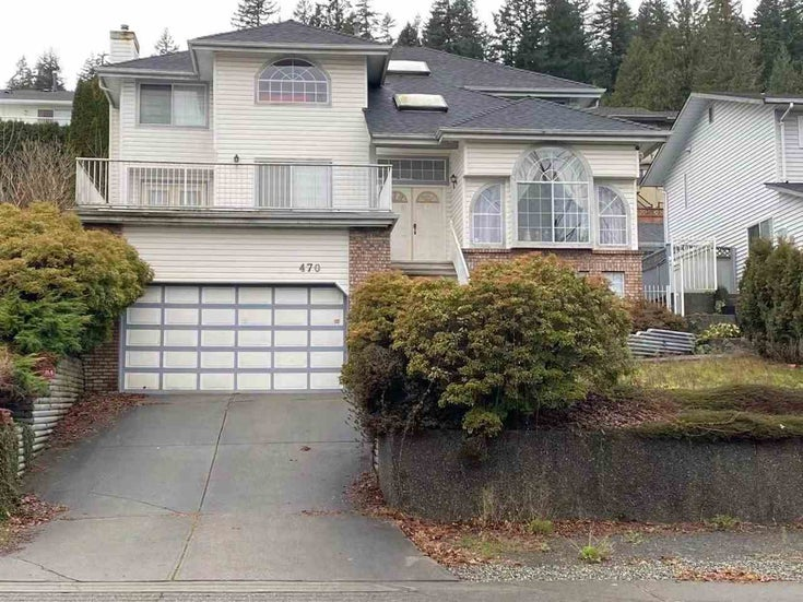 470 RIVERVIEW CRESCENT - Coquitlam East House/Single Family for sale, 4 Bedrooms (R2529976)