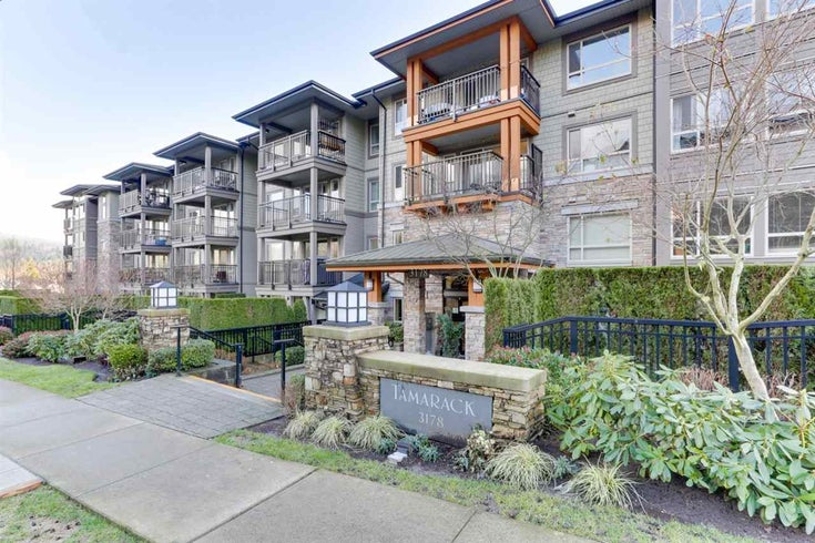 311 3178 DAYANEE SPRINGS BOULEVARD - Westwood Plateau Apartment/Condo for sale, 2 Bedrooms (R2530010)