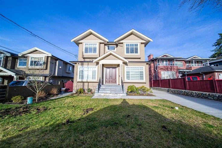 7953 15TH AVENUE - East Burnaby House/Single Family for sale, 6 Bedrooms (R2530020)