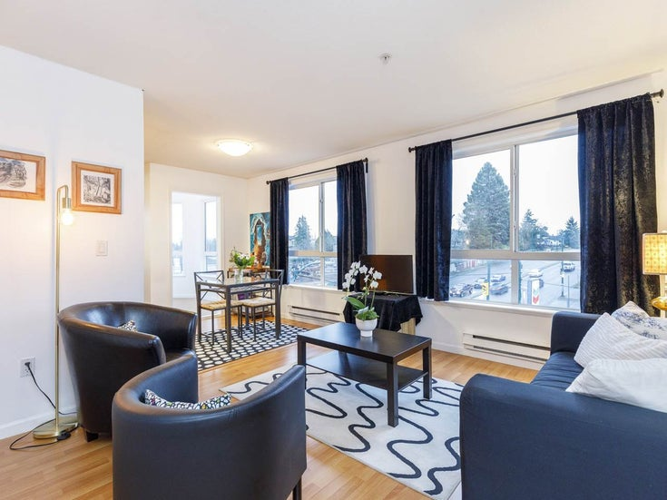 403 189 ONTARIO PLACE - South Vancouver Apartment/Condo for sale, 1 Bedroom (R2530052)