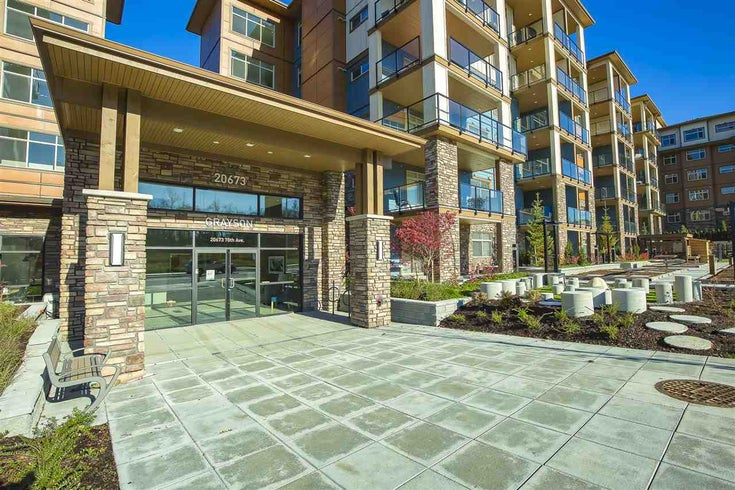207 20673 78 AVENUE - Willoughby Heights Apartment/Condo for sale, 2 Bedrooms (R2530070)