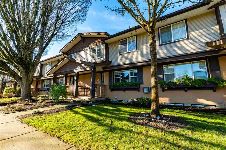 7 45535 SHAWNIGAN CRESCENT - Vedder S Watson-Promontory Townhouse for sale, 2 Bedrooms (R2530108)