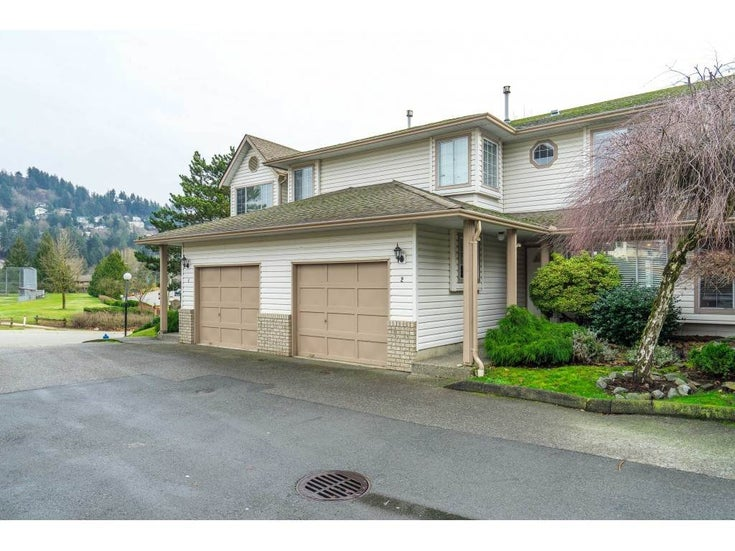 2 2575 MCADAM ROAD - Abbotsford East Townhouse for sale, 3 Bedrooms (R2530109)