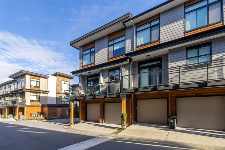 144 16488 64 AVENUE - Cloverdale BC Townhouse for sale, 3 Bedrooms (R2530126)