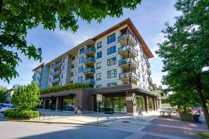 601 123 W 1 STREET - Lower Lonsdale Apartment/Condo for sale, 2 Bedrooms (R2530198)