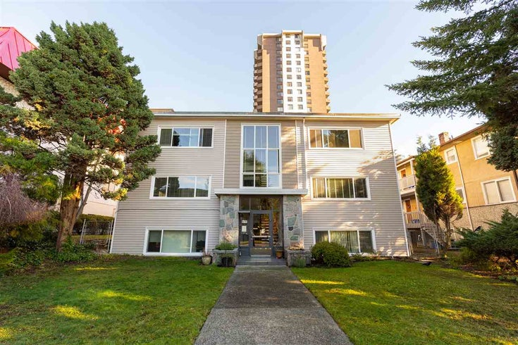 8 1420 CHESTERFIELD AVENUE - Central Lonsdale Apartment/Condo for sale, 1 Bedroom (R2530291)