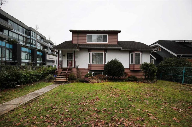 2122 W 47TH AVENUE - Kerrisdale House/Single Family for sale, 3 Bedrooms (R2530305)