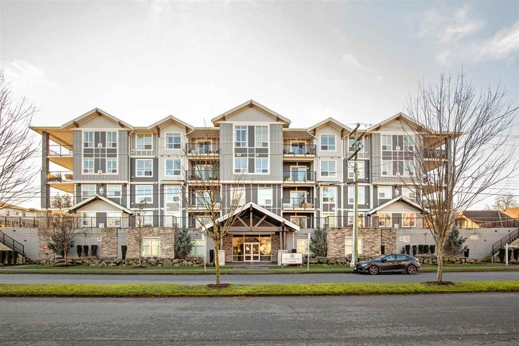 302 45630 SPADINA AVENUE - Chilliwack W Young-Well Apartment/Condo for sale, 2 Bedrooms (R2530344)