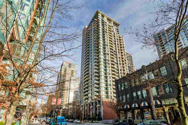 1507 928 HOMER STREET - Yaletown Apartment/Condo for sale, 1 Bedroom (R2530379)