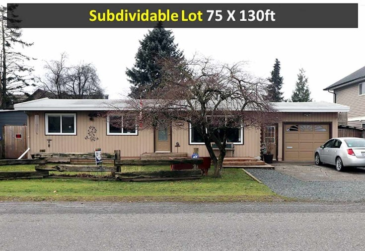 8415 CESSNA DRIVE - Chilliwack E Young-Yale House/Single Family for sale, 3 Bedrooms (R2530415)