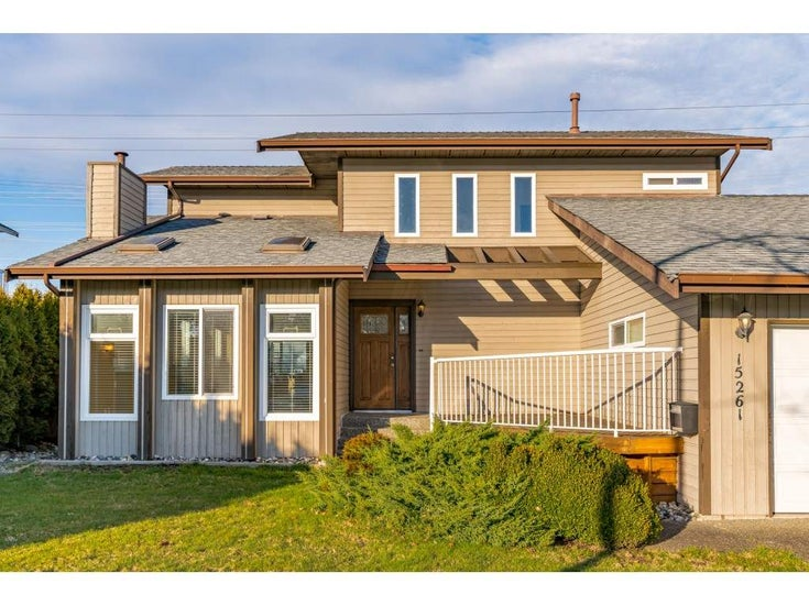 15261 95 AVENUE - Fleetwood Tynehead House/Single Family for sale, 3 Bedrooms (R2530474)