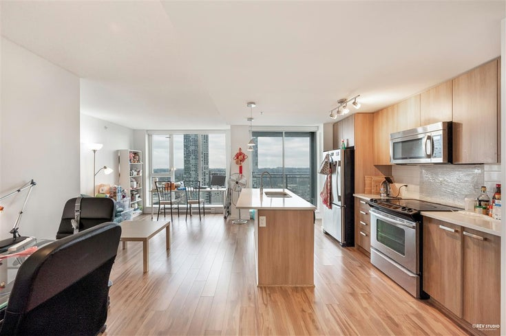 3105 13325 102A AVENUE - Whalley Apartment/Condo for sale, 1 Bedroom (R2530494)