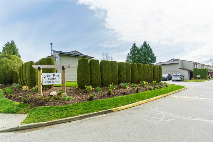 25 27456 32 AVENUE - Aldergrove Langley Townhouse for sale, 3 Bedrooms (R2530496)