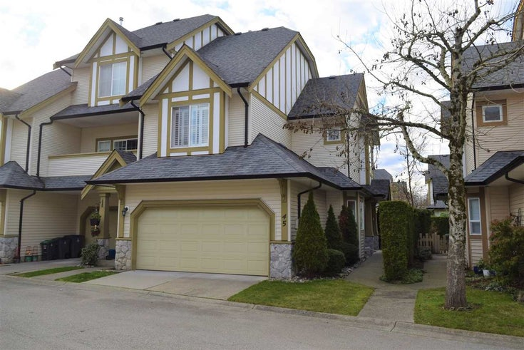 45 18707 65 AVENUE - Cloverdale BC Townhouse for sale, 3 Bedrooms (R2530602)