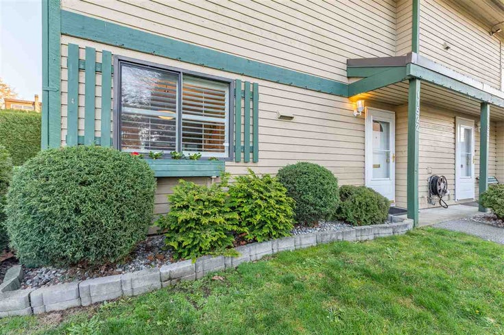 11522 KINGCOME AVENUE - Ironwood Townhouse for sale, 2 Bedrooms (R2530628)